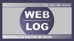 weblog van de week