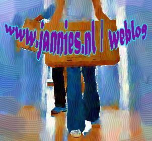 alles verhuisd naar jannies.nl/weblog