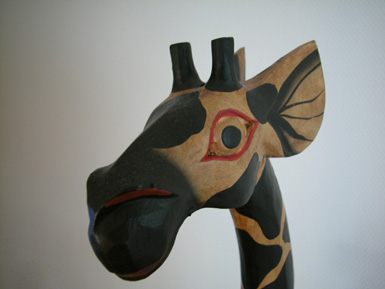 giraffenbeest