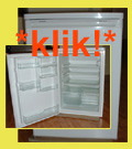 tafelmodel koelkast Siemens KT16RS0 zonder vriesvak />> klik voor prijs en omschrijving