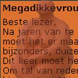 GoTo MegadikkeVrouw.web-log.nl