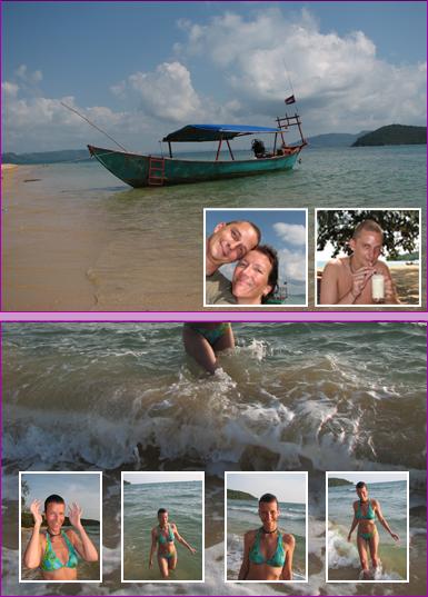 Cambodja - Koh Ru