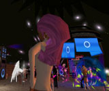 Dancefestival at SecondLife