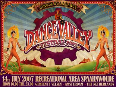 naar de mooie Dance Valley site