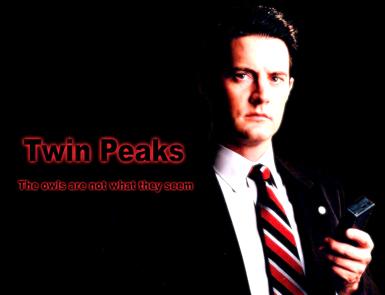 FFtjes 8 + 22 afleveringen Twin Peaks kijken!