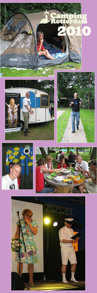 camping rotterdam 2010