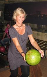 elegant bowlen, het blijft een moeilijke zaak
